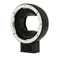 Ngàm chuyển đổi ống kính EF-EFS/NEX cho máy ảnh Sony ngàm E Autofocus