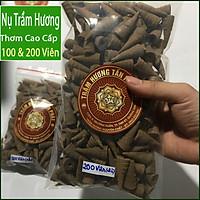 Nụ Trầm Hương thơm Cao Cấp xông nhà, cửa tiệm(100 & 200 Viên)