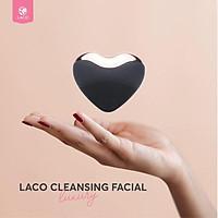 Máy rửa mặt mới LACO LUXURY cầu️ rửa sạch sâu️ massage️ nâng cơ ️ gọn hàm ️giảm nọng cằm