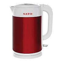 Ấm Siêu Tốc SATO ST-1803 (D) 1.8L - Hàng Chính Hãng