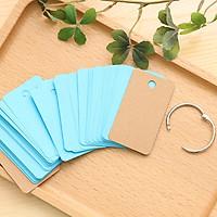 Tập giấy note kraft  Dành Riêng Cho Việc Học Ngoại Ngữ (nhiều màu) - Giao Ngẫu Nhiên