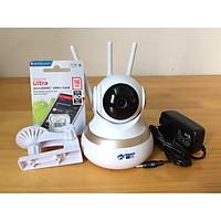 Camera yoosee 3 râu thế hệ mới kèm thẻ nhớ 16 GB - Hàng nhập khẩu