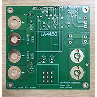 Mạch khuếch đại âm thanh sử dụng chip LA4450