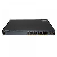 Switch Cisco WS-C2960X-24PS-L chính hãng