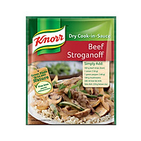 Bột gia vị bò Knorr Dry Cook-in-Sauce Beef Stroganoff (48g)