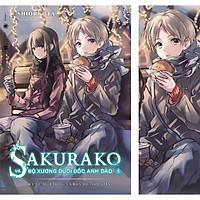 Sakurako Và Bộ Xương Dưới Gốc Anh Đào 5 - Ký Ức Mùa Đông Và Bản Đồ Thời Gian [Tặng Kèm Bookmark]