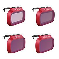 Combo 4 lens filter ND Mavic Mini - PGYtech - professional - hàng chính hãng
