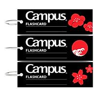 Flashcard Ghi Chú Elegant Black ELB85