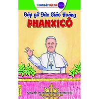 Sticker Gặp Gỡ Đức Giáo Hoàng Phanxicô