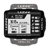 Đồng Hồ Đo Tốc Độ Lezyne Mega XL GPS (Đen)