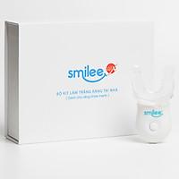 Bộ tẩy trắng răng tại nhà Smilee - Nhập khẩu USA - Làm trắng răng lên từ 3 - 6 tone chỉ với 20 phút - Đạt chuẩn ISO 22716:2007