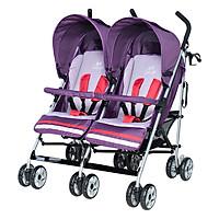 Xe Đẩy Đôi Zaracos Mark 2596 - Purple