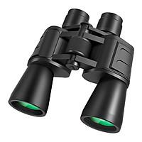 KKmoon 20×50 HD Zoom Binoculars Long Distance High Definition BAK4 Prism Binocular Telescope with Diopter Ring
