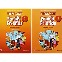 Bộ Family and Friends 1