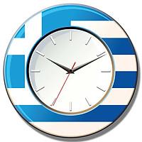 Đồng hồ gỗ tròn B2QR0146