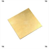 Đồng Tấm Vàng 0.5mmx600mmx600mm(Dày x Rộng x Cao)