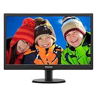 Màn Hình Philips 203V5LHSB 20 Inch HD+ (1600 x 900) 5ms 60Hz TFT-LCD - Hàng Chính Hãng
