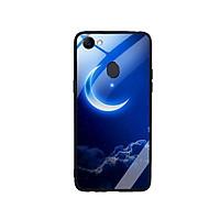 Ốp Lưng Kính Cường Lực cho điện thoại Oppo F7 -  0220 MOON01