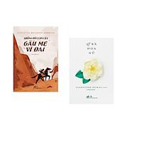 Combo 2 cuốn sách: Những đứa con của gấu mẹ vĩ đại + Trà hoa nữ