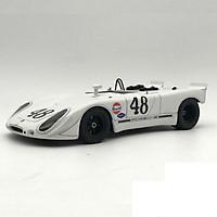 Xe Mô Hình Porsche 908/2 Green Park Sebring 1970 Second Position #48 S.Mcqueen 1:18 Autoart - 87072 (Trắng)