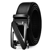 Thắt lưng nam khóa tự động, dây da cao cấp bán chạy nhất năm 2021 - TOPEE