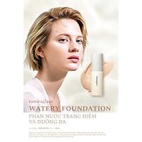 Phấn nước trang điểm và dưỡng da - naturaglacé Watery Foundation