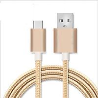 Dây Cáp Sạc Dài 3M Siêu Bền Cổng USB Type C (Màu Ngẫu Nhiên)