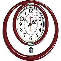 Đồng hồ treo tường thiết kế đẹp OKAY 47