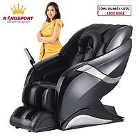 Ghế Massage Kingsport G20 New - Black Color