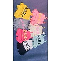 Đồ Bộ Trẻ em bé gái ️️từ 1 ̂̉ đ̂́ 5 ̂̉,cotton 4 chiều,thoáng mát,may tận xưởng,an toàn cho bé