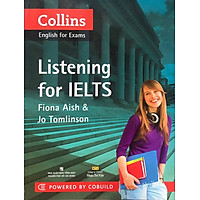 Collins - Listening for IELTS (Quét Mã QR Để Nghe File Mp3)
