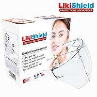 Kính chống giọt bắn Liki Shield Việt Nam