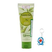 Tẩy da chết trà xanh cao cấp Hàn Quốc Benew Green Tea Peeling Gel (120ml) - [ Tặng móc khóa - mẫu ngẫu nhiên ]