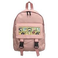 Balo đi học túi nắp school bus chống thấm nước