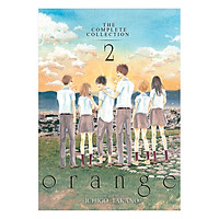 Orange: The Complete Collection 2 - Lá Thư Từ Tương Lai (English version)