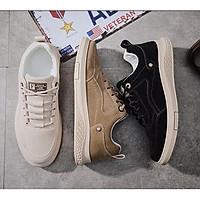 Giày Sneaker Nam, Giày Da Nam Thấp Cổ Da Lộn HOT HOT 2021