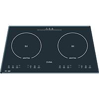Bếp điện từ âm Civina CV-626 công nghệ châu Âu - Hàng Chính Hãng