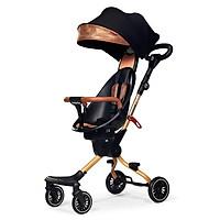 Xe đẩy gấp gọn V5B V8 Pro cho bé 2 chiều mẫu mới gọn nhẹ thông minh ngồi du lịch đi chơi dành cho em bé baobaohao