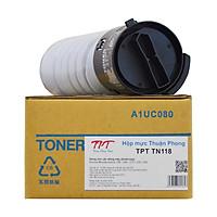 Hộp mực Thuận Phong TN118 dùng cho máy photocopy Konica Minolta bizhub 195 / 206 / 215 / 235 / 226 / 266 / 306 - Hàng Chính Hãng