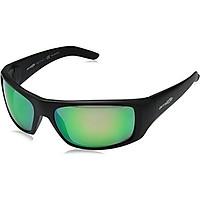 Arnette Men's AN4182 Hot Shot Rectangular Wrap Sunglasses