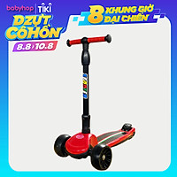 Xe Trượt Scooter Babyfast Của Babyhop