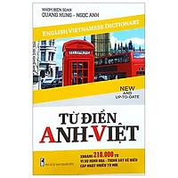 Từ Điển Anh - Việt 218.000 Từ
