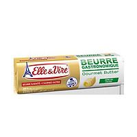 Bơ cuộn mặn Elle&Vire 250g 80% béo