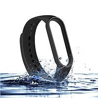 Dây đeo silicon cho Mi Band 4, Mi Band 3 Dây đeo thay thế đồng hồ thông minh - Hàng Chính Hãng PKCB