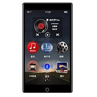 Máy Nghe Nhạc Lossless MP3 MP4 Bluetooth Màn Hình Cảm Ứng 4 inch Ruizu H1 Bộ Nhớ Trong 8GB Cao Cấp AZONE - Hàng Chính Hãng