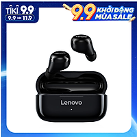 Lenovo LP11 TWS BT5.0 Wireless Earphones In-Ear Earbuds Intelligent Dual Mic/Noise Reduction/Touch Control/HiFi Stereo