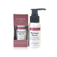 Tinh dầu Massage Body AZIAL Soothing Moisturizing Body Oil, dưỡng ẩm, giảm đau nhức cơ khớp, chai 50ml