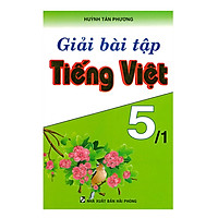 Giải Bài Tập Tiếng Việt 5 - Tập 1