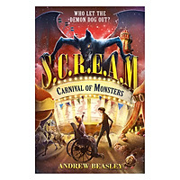 Usborne Middle Grade Fiction: Carnival of Monsters