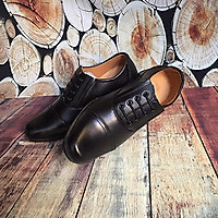 Giày tây giả dây kiểu xỏ thời trang nam Udany_ Giày quân đội GN002